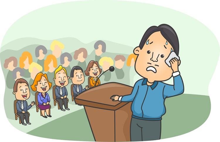 چگونه از دو اشتباه رایج سخنرانان مبتدی پرهیز کنیم