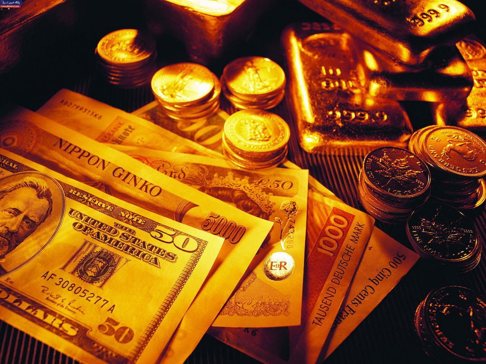 قیمت ارز و سکه ، یکشنبه 12 مهر