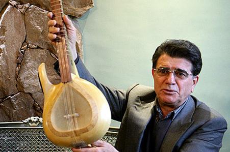 استاد آواز ایران ملاقات ممنوع شد