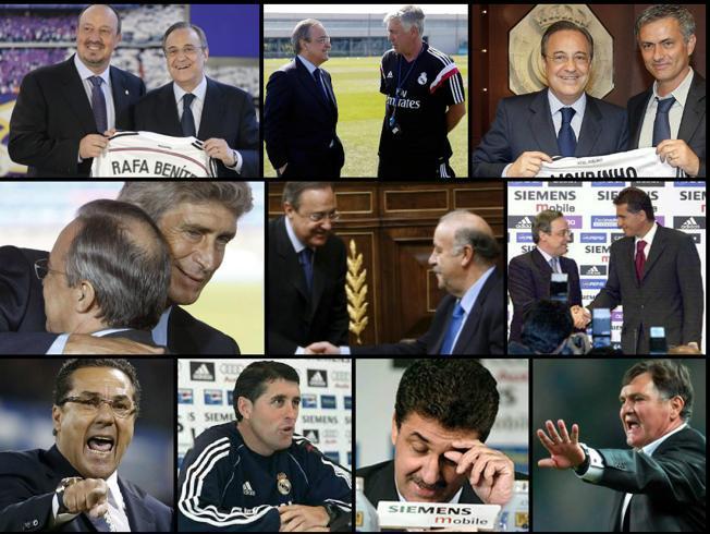 رئال مادرید و پروژه ای که وجود ندارد