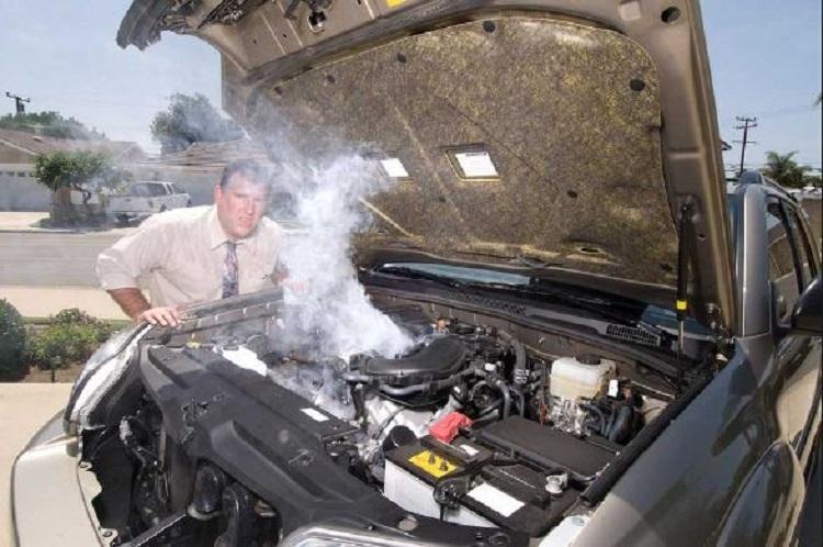 چگونه از جوش آوردن خودرو در گرما جلوگیری کنیم؟
