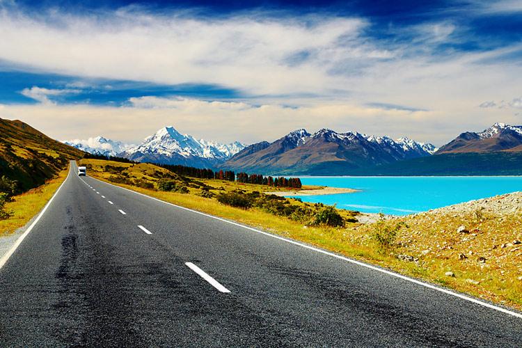 چرا در نیوزیلند رانندگی کنیم؟