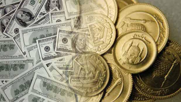 قیمت ارز و سکه ، یکشنبه 5 مهر