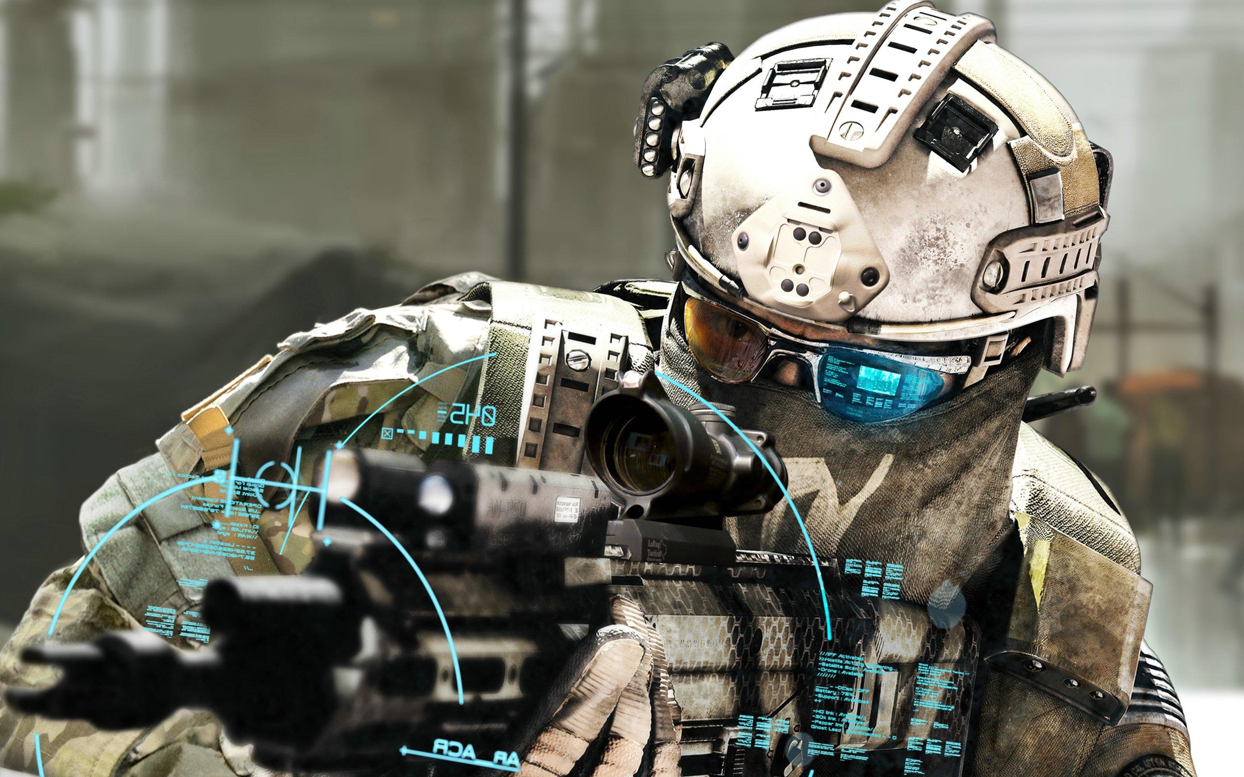 ارتشها در دهههای آینده چه شکلی خواهند داشت؟