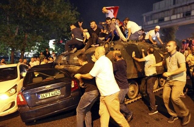 کودتای ناکام؛ اردوغان: این ترکیه، ترکیهی قدیم نیست