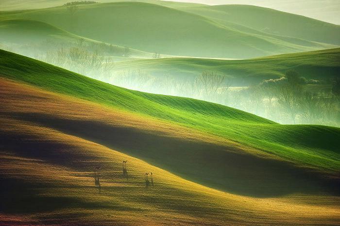 توسکانی بهشت ایتالیایی