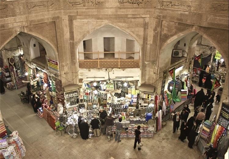 بازار قیصریه لار؛ مجموعه ای از هنر و معماری ایرانی