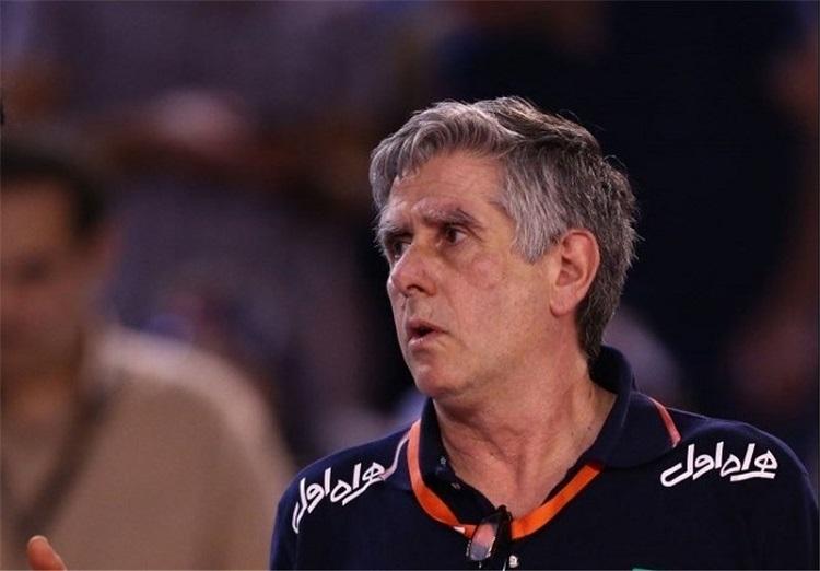 علیرغم شکست برابر آمریکا، لوزانو از روند تیم ملی راضی است