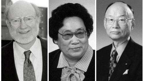 برندگان نوبل پزشکی معرفی شدند (عکس)