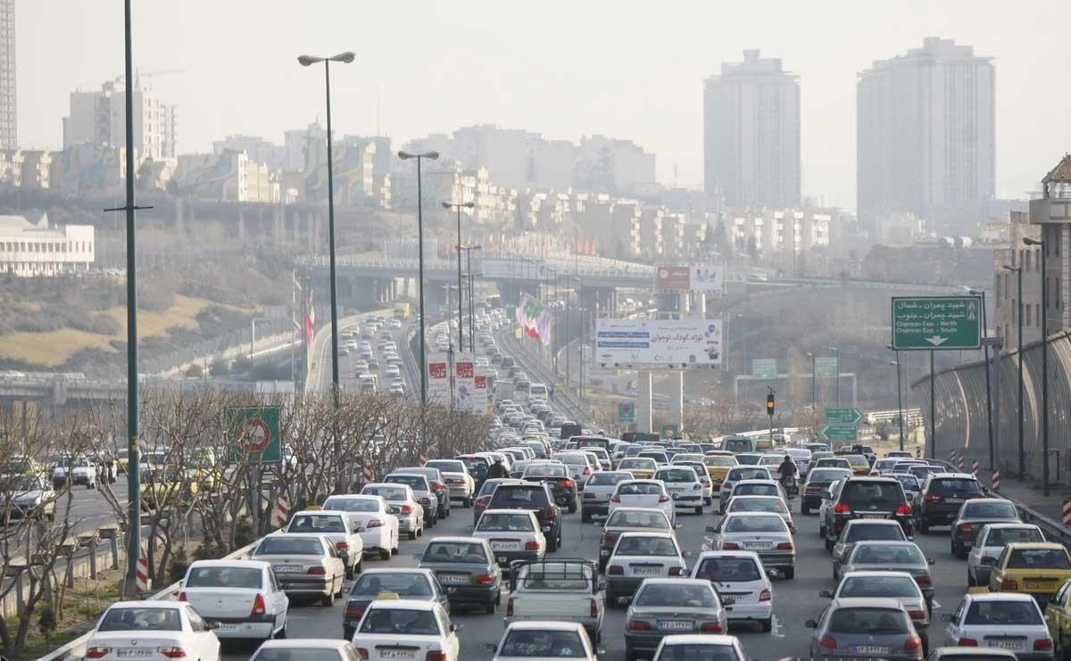 آغاز اجرای طرح LEZ در خیابانهای تهران