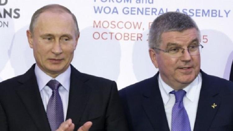 نارضایتی غربیها از محرومنشدن روسیه از المپیک
