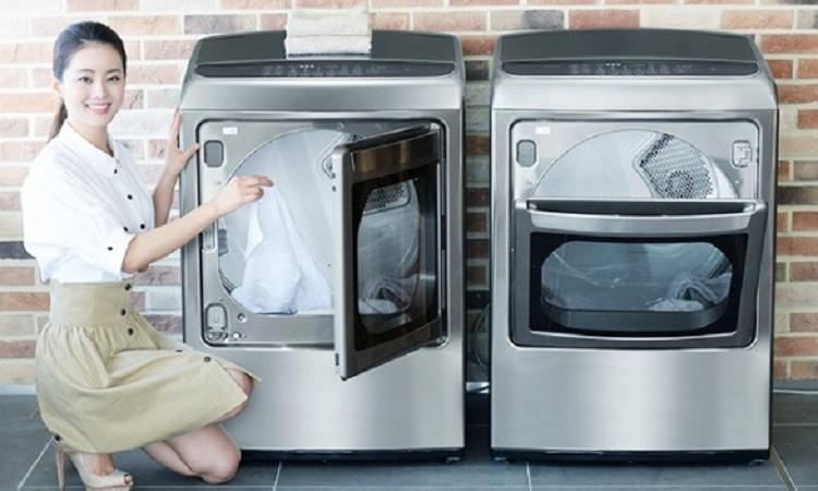 این ماشین لباسشویی و خشکشویی الجی در دنیا تک است!