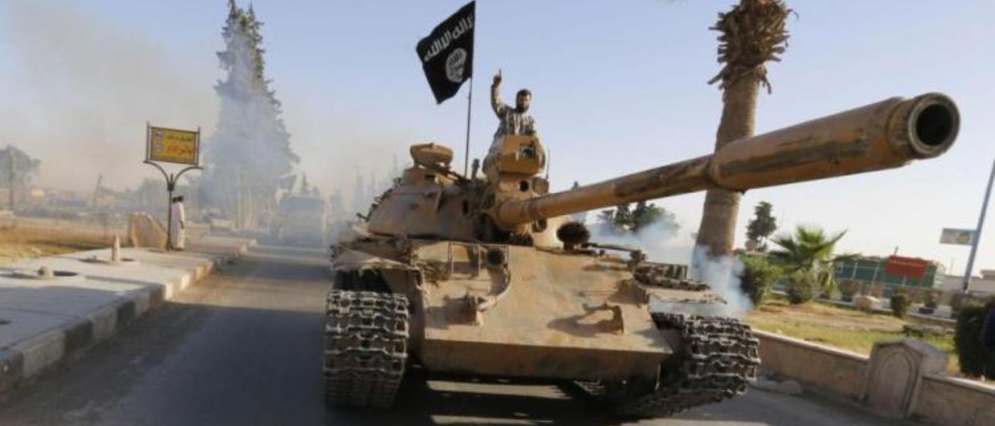 تصاویری از داخل شهر رقه پایتخت داعش