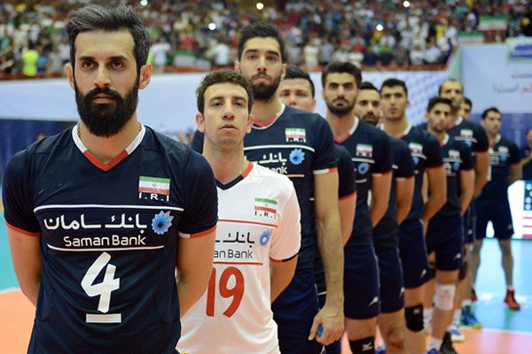 شکست تیم ملی والیبال ایران مقابل آرژانتین