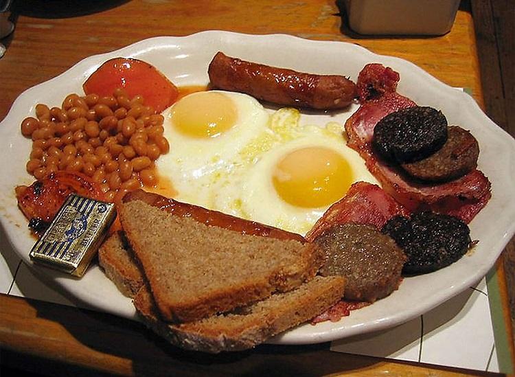 صبحانه مردم جهان چگونه است؟