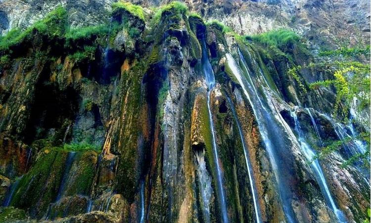 زیباترین آبشارهای ایران را بیشتر بشناسید