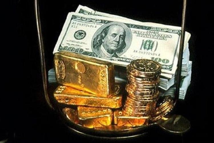 بازی الاکلنگی ارز و طلا در بازار