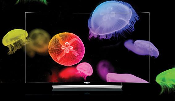 تحول ، با نسل جدید تلویزیون های ال جی