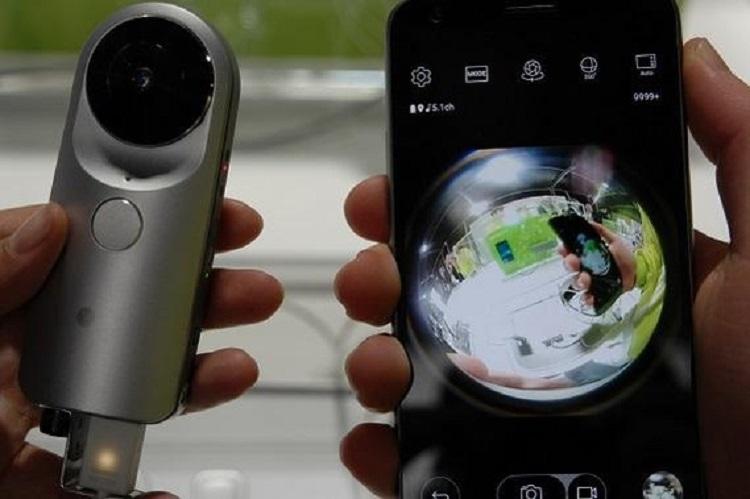 تصویر بزرگ با کمک دوربینهای 360 درجه