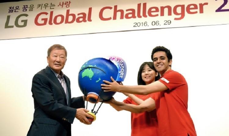 آنچه دانشجویان باید درباره پروژه جهانی LG Global Challenger بدانند