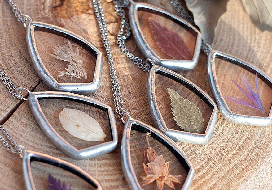 جواهراتی از جنس طبیعت