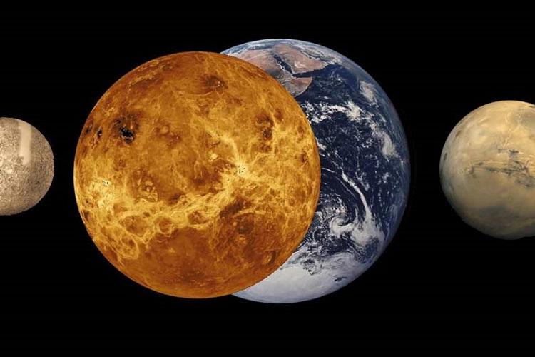 امروز خورشید، عطارد و زمین در یک راستا قرار می گیرند
