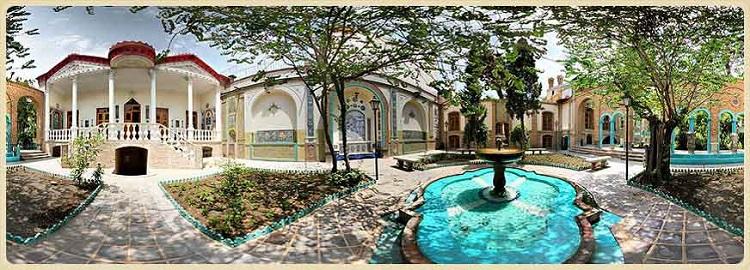 شاهکار معماری ایرانی در قلب تهران، خانه و موزه مقدم