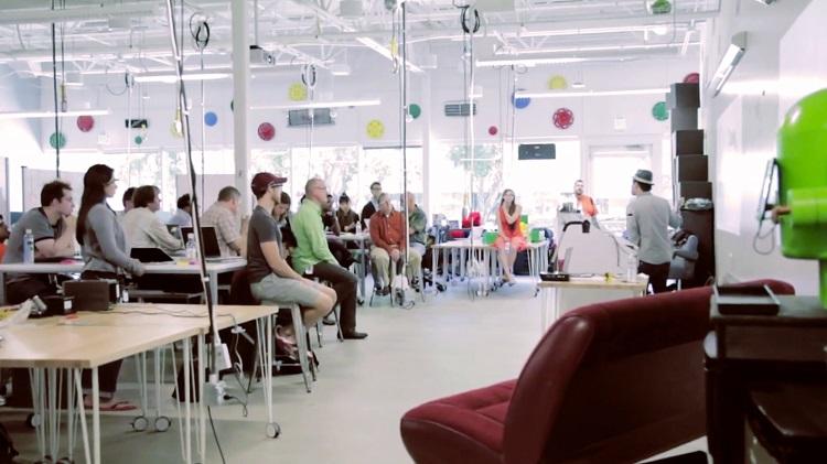 گاراژ گوگل؛ مکانی برای تبدیل ایده به واقعیت
