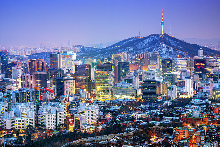 سئول؛ هوشمندترین شهر دنیا
