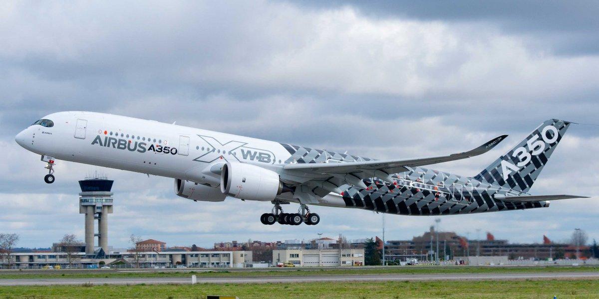 هواپیمای جدید ایرباس برای مقابله با پرواززدگی