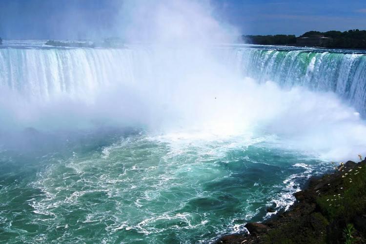 مشهورترین آبشارهای جهان