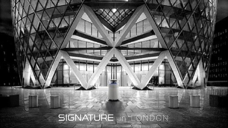 از لندن تا نیویورک؛ ملاقات LG SIGNATURE با معماری خیرهکننده