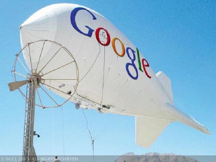 در آیندهای نزدیک: پرواز بالونهای اینترنترسان گوگل در هند