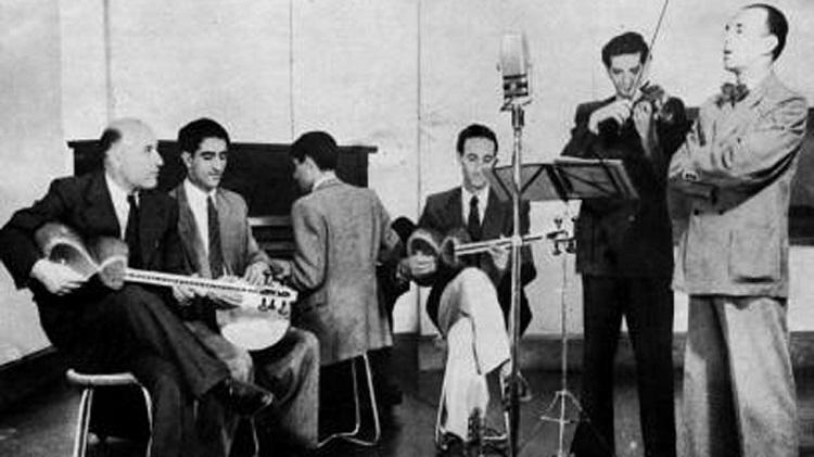 بزرگترین آرشیو موسیقی ایران در شهرری