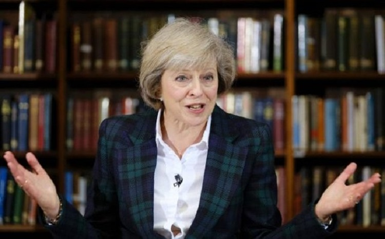 جانشین کامرون مشخص شد: ترزا می نخستوزیر بریتانیا میشود