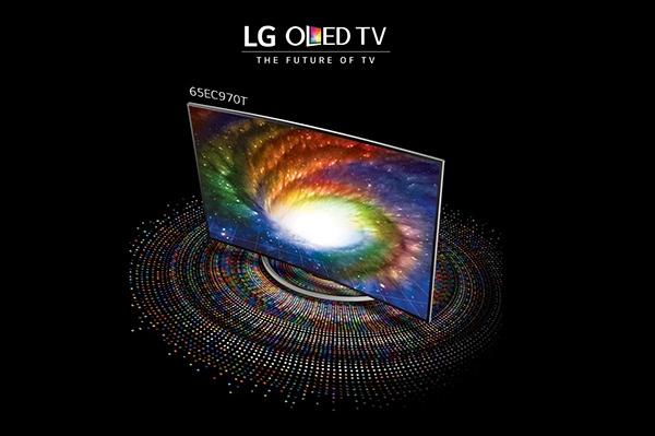 تلويزيونهاي LG OLED هماهنگ با دكوراسيون شما