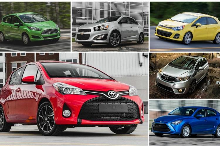 بهترین خودروهای کوچک سال 2015