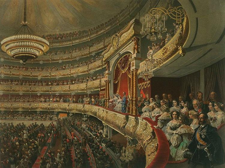 از قصر موسیقی کاتالان تا تئاتر بولشوی مسکو؛ زیباترین سالنهای تئاتر