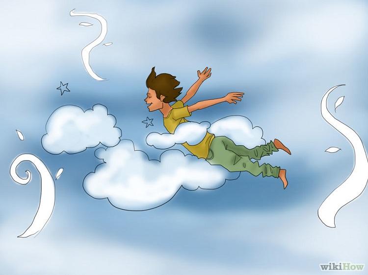 چرا در رویاهایمان پرواز میکنیم؟