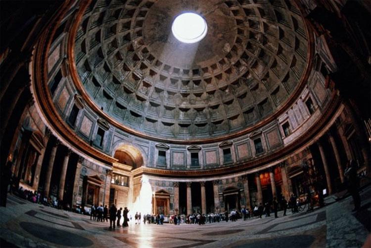 ده بنای زیبا و تاریخی جهان