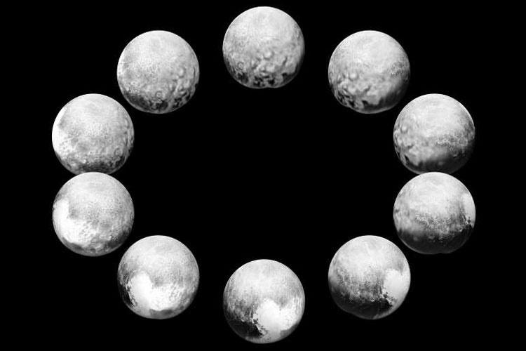 ناسا با انتشار تصاویری یک رو کامل پلوتون را به نمایش گذاشت