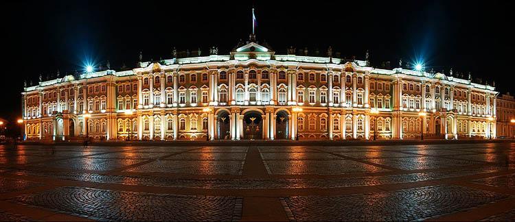 موزه آرمیتاژ روسیه، یکی از بزرگترین گنجینههای بشری