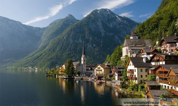 زیباترین روستاهای جهان را اینجا ببینید(عکس)