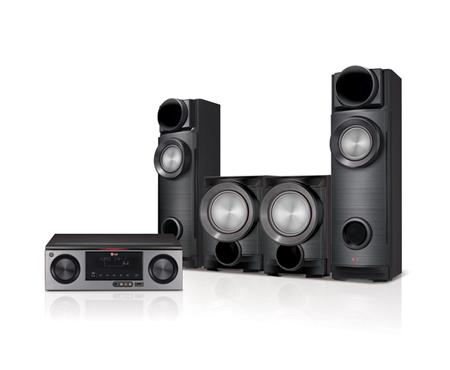 اگر سیستم صوتی حرفه ای می خواهید...