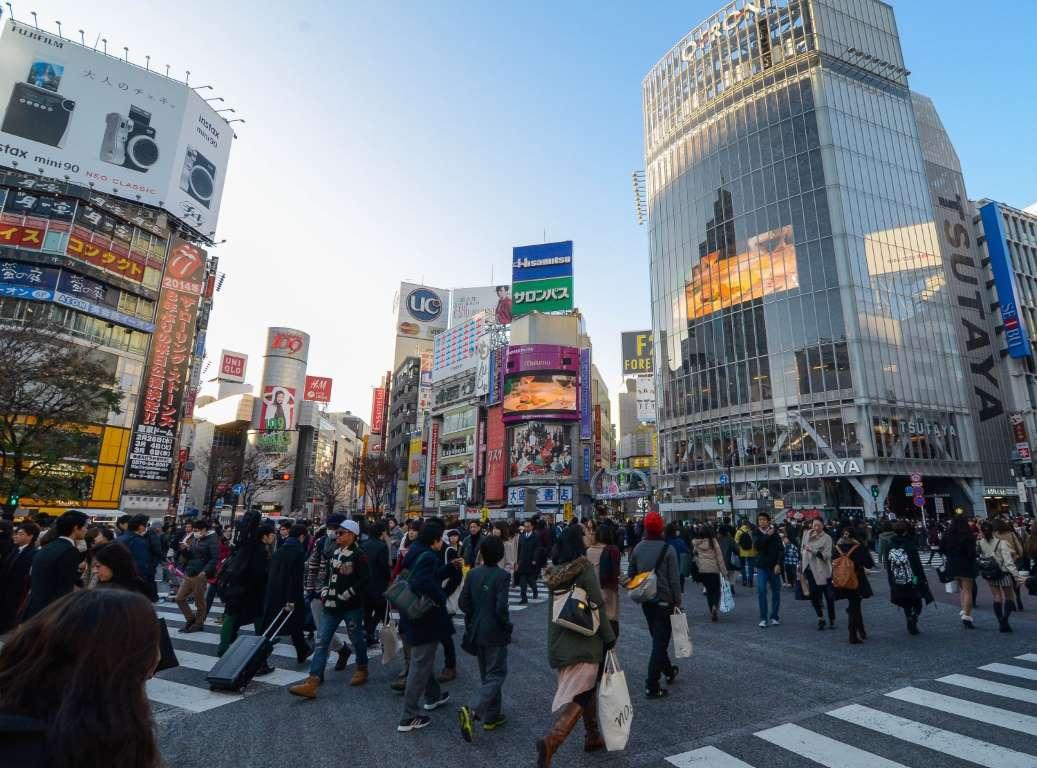 توکیو گردی رایگان!