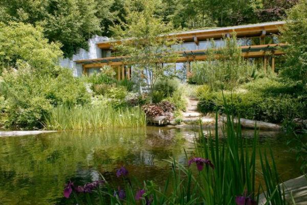 خانه هوشمند بیل گیتس که 20 سال پیش بنا شد