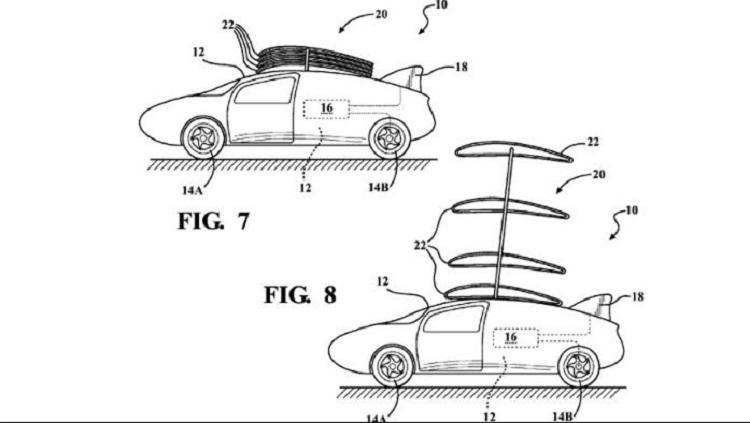 ثبت اولین پتنت خودرو پرنده؛ مرز رویا و واقعیت برداشته میشود؟