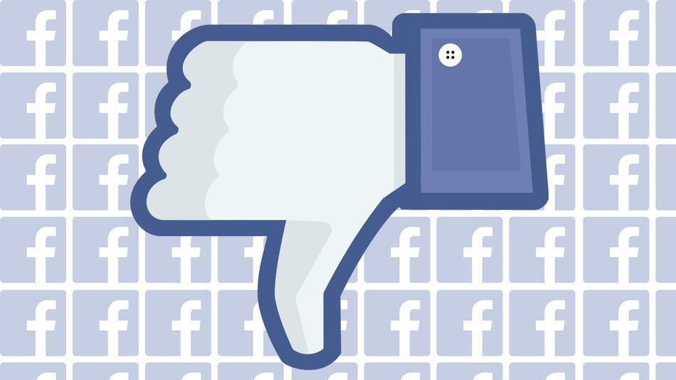 Dislike به فیس بوک میرود
