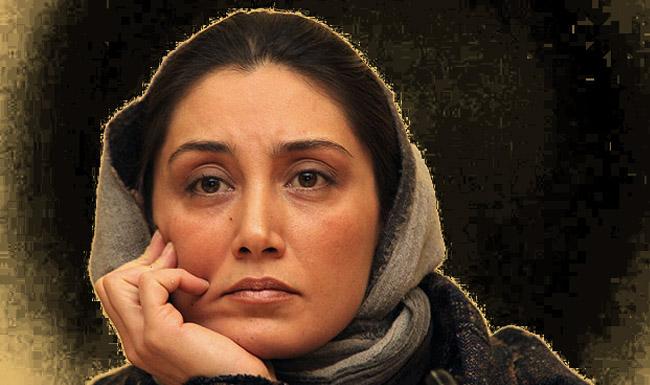 """هدیه تهرانی در """"تقصیر من نیست"""""""