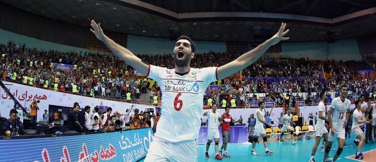 صربستان در کورهی آزادی ذوب شد؛ پیروزی ارزشمند تیم ملی والیبال